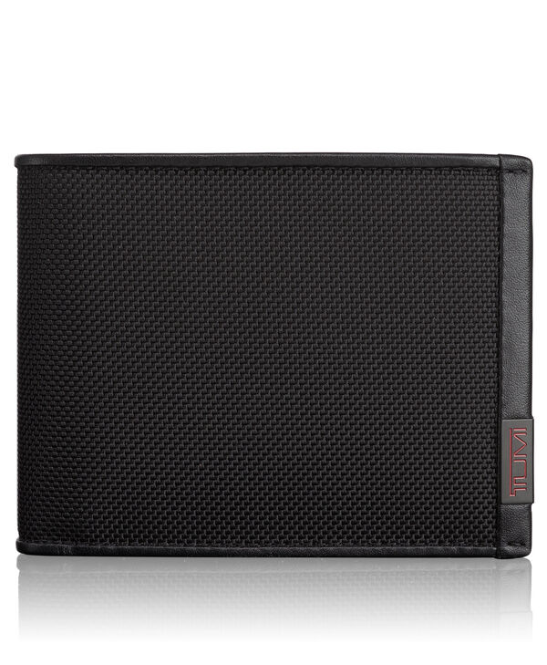 Alpha TUMI ID Lock™ Global Double Billfold