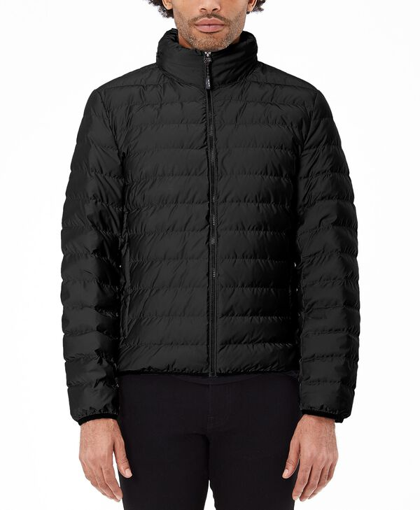 TUMIPAX Outerwear TUMIPAX Preston Packable Travel Puffer Jacket