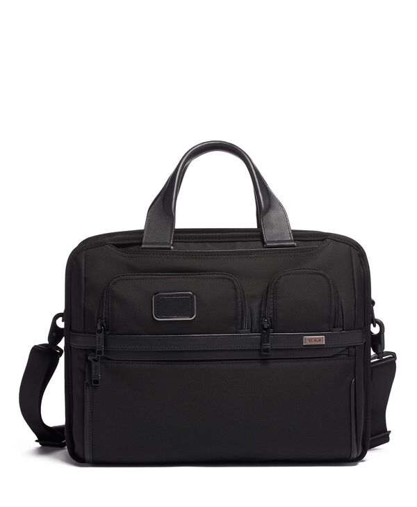 Alpha 3 TUMI T-P Expandable Laptop Brief