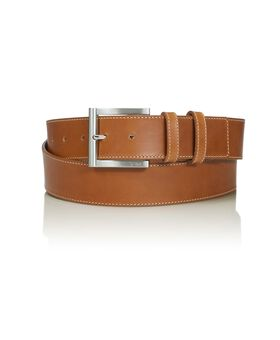 Double Keeper Leather Belt 42 Belts