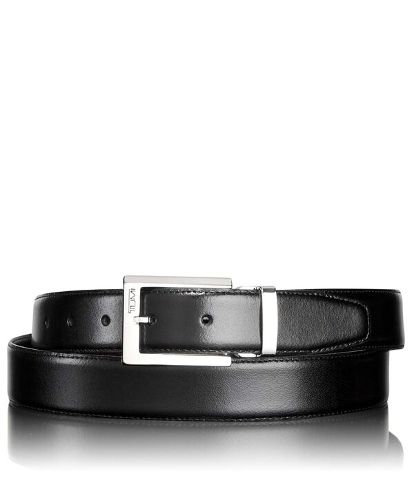 Belts Polished Harness Reversible Belt 44