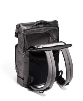 London Roll Top Backpack Alpha Bravo