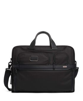 Compact Large Laptop Brief Alpha 3