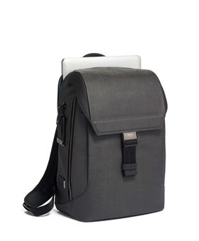 Dolton Flap Backpack Ashton