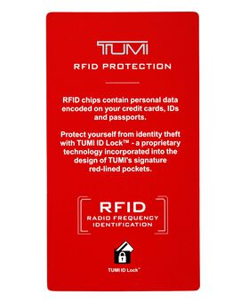 TUMI ID Lock™ Double Billfold Monaco