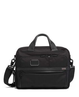 Expandable Laptop Brief Alpha 3