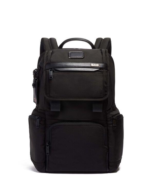 Alpha 3 Flap Backpack