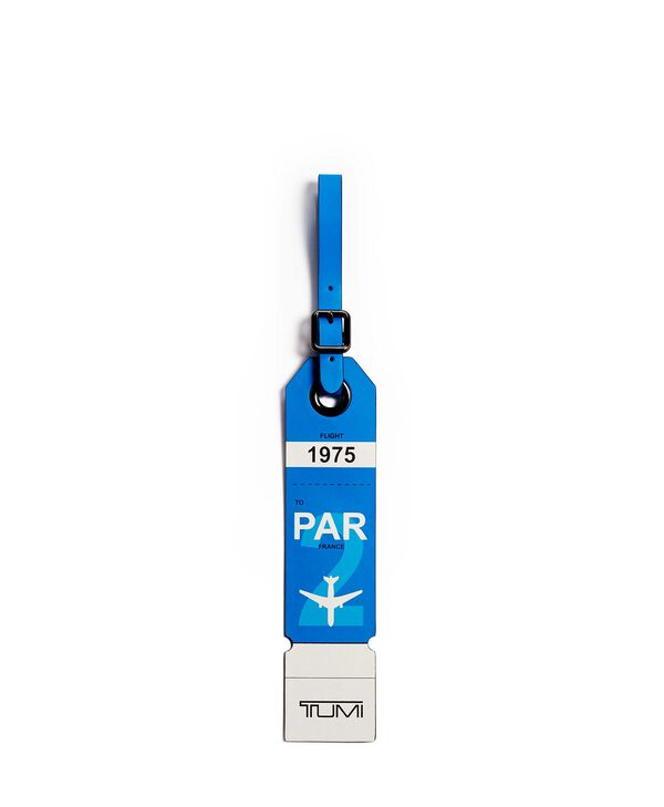 Travel Accessory Tumi Travel Accessory Paris Luggage Tag