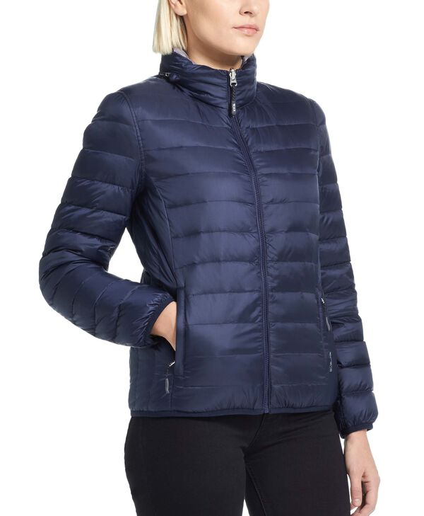 Outerwear Womens Clairmont Reversible Packable Puffer Jacket M