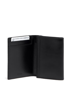 Gusseted Card Case Donington Slg