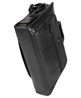 Slim Deluxe Leather Portfolio Alpha 2